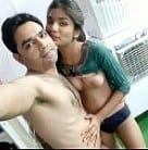 indian office Boss have fun with teen girl in store room