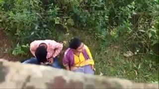 south indian village bhabhi outdoor sex mms viral