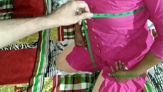 indian xnxx video ladies tailor fucking Indian desi girl home sex