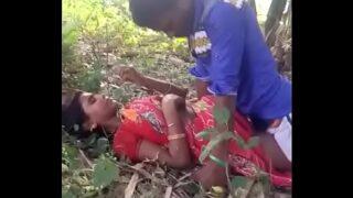 Indian village girl outdoor sex mms video