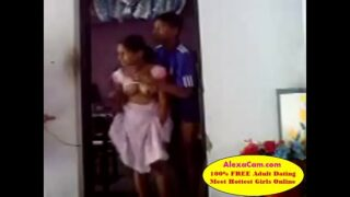 young teen girl sex with brother at home