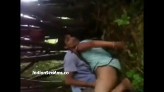 Desi mumbai college girl fucked in jungle by older friends