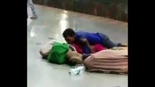 clipsage desi couple having sex in public railway station