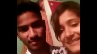 Indian xxx Sex Scandel leaked mms Two College Lovers