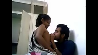Indian girlfriend in her house big boobs sucking video mms