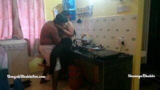 bengali couple hardcore xnxx sexy in kitchen new 2020