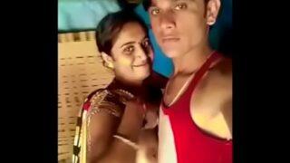 mumbai bhabhi get her boobs sucked by devar in front of her own son