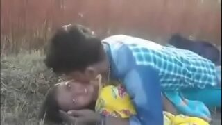 south indian village girl outdoor sex in jangal with brother