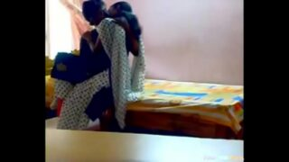 desi Young guy licking pussy of horny big tits bhabhi from kolkata