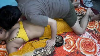 Indian girl Doggy style hardcore sex indian mms video