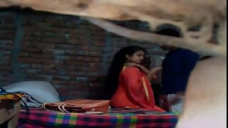 Indian Desi Village collage girl Fucked House Owner Full Sex Video